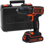 Black & Decker BDCDD186K1B-QW фото