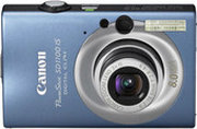 Canon PowerShot SD1100 IS фото