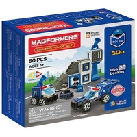 Magformers Amazing Police Set 717002