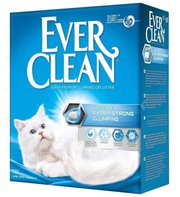 Ever Clean Наполнитель Extra Strong Clumping Unscented (10 л) фото