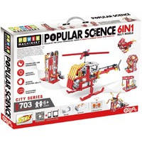 SDL Popular Science City Series 2017A-32 6 in 1